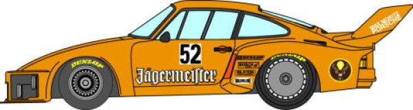 Photo1: 1/24 Porsche 935 Jaeger Meister decal (1)