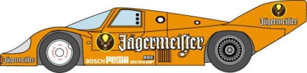 Photo1: 1/24 Porsche 956 Jaeger Meister decal (1)