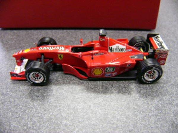 Photo1: 1/43 Ferrari F1-2000 decal (ixo) (1)