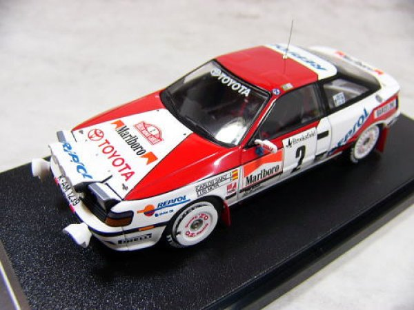 Photo1: 1/43 Marlboro for Toyota Celica ST165 & ST185 Decal (1)