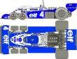 Photo1: 1/12 Tirel P34 '77 Monaco Decal (1)
