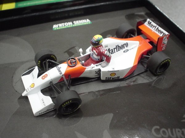 Photo1: 1/43 Sena BOX Cigarette 97t&MP 4/8Set (1)
