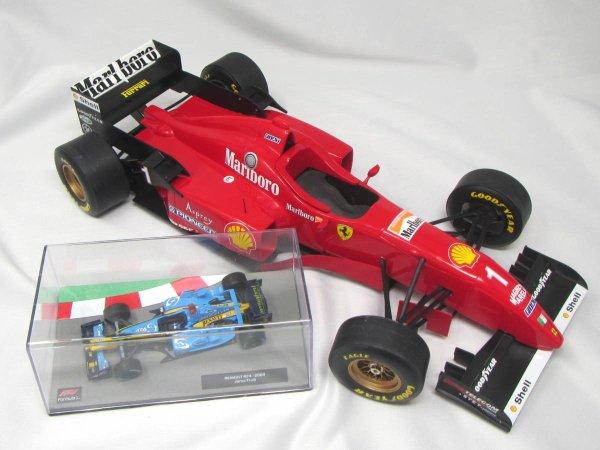 Photo1: 1/12 Ferrari F310 Decal (1)