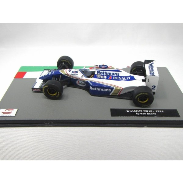 Photo1: 1/43 biweekly F1 machine collection 3 decals (1)