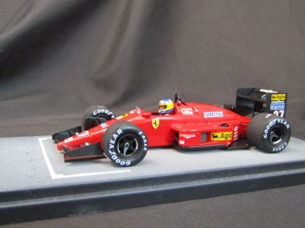 Photo1: 1/43 Ferrari F187 additional logo decal (1)