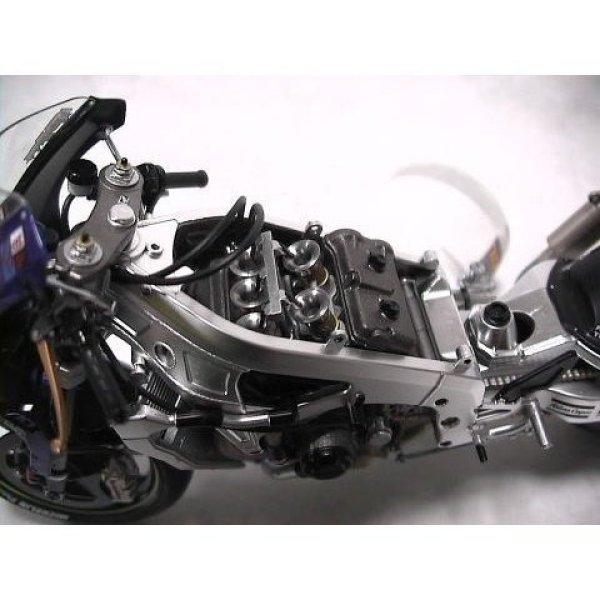 Photo1: 1/12 Air Funnel for Honda RC211V (1)
