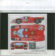 Photo9: 1/24 Porsche 917K'70 Le Mans Winner Decal (9)