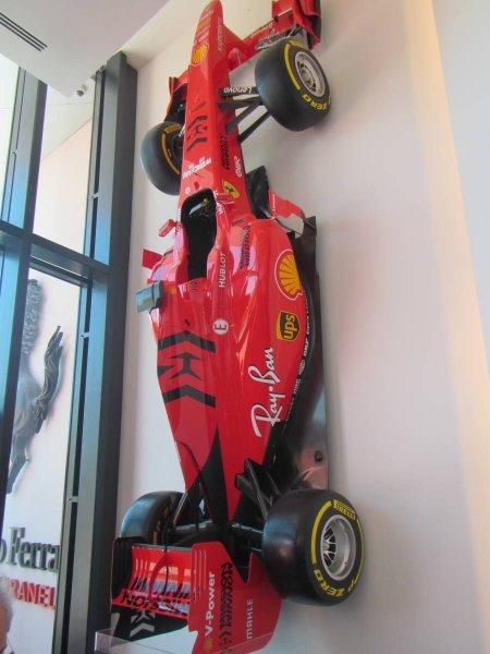 Photo1: 1/20 Ferrari 150'19 Maranello Decal (1)