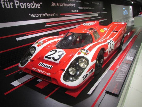 Photo1: 1/24 Porsche 917K'70 Le Mans Winner Decal (1)