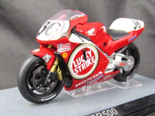 Photo1: 1/24 '98 NSR & RVF Lucky Strike decal (1)
