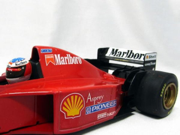 Photo1: 1/18 Ferrari 412T2 Tobacco Logo Decal (1)