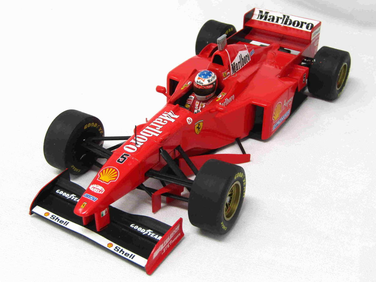 1 18 Ferrari F310b Cigarette Logo Decal Museumcollection